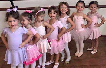 93e2e1484b São Paulo para crianças - Anacã  unidade do Morumbi Town é a primeira  escola de dança em Shopping