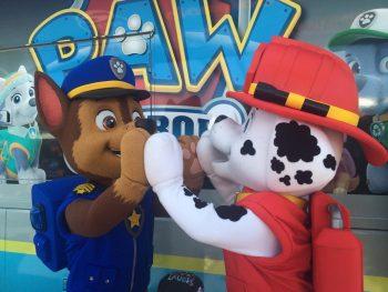 Grátis! Tem show da Patrulha Canina na chegada do Papai Noel do Shopping  União de Osasco 8446e2105b
