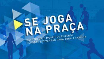 bf30b9ad6 São Paulo para crianças - Grátis! Se joga na Praça  esportes e ...