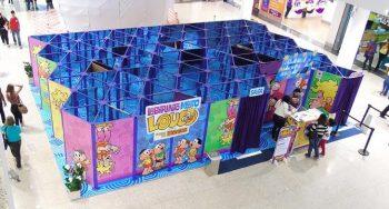 a0fe471148 São Paulo para crianças - Loucura, loucura! Labirinto Muito Louco ...